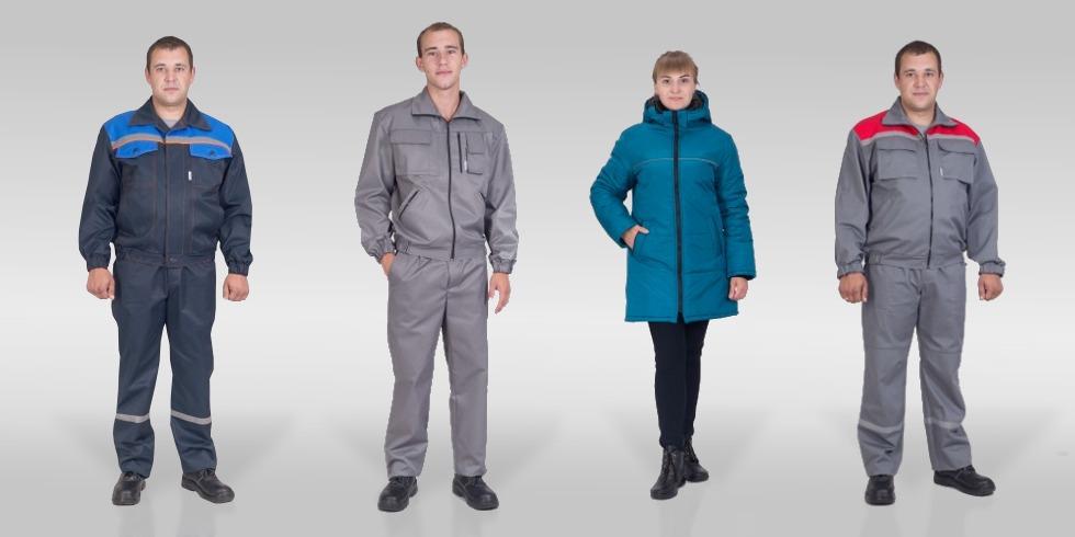 Пошив и продажа спецодежды и рабочей одежды в Беларуси